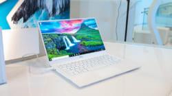 DELL、新型モバイルノートPC・XPS 13を発表!顔認証システム(Windows Hello)の対応の記載がなし
